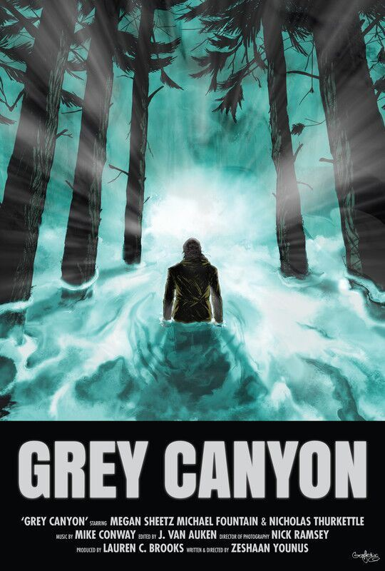 Grey Canyon