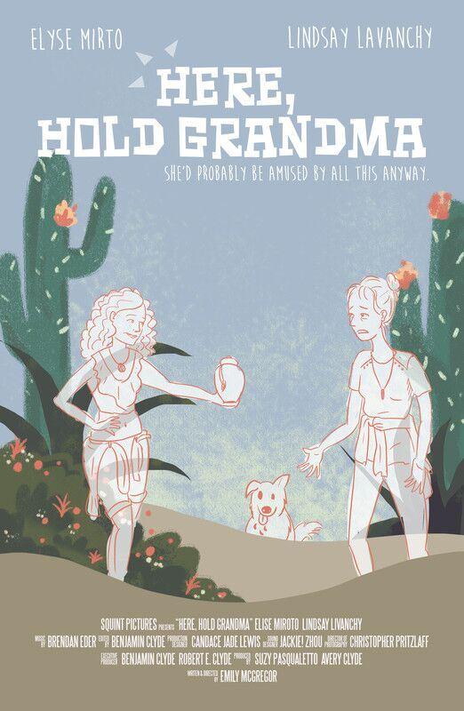 Here, Hold Grandma