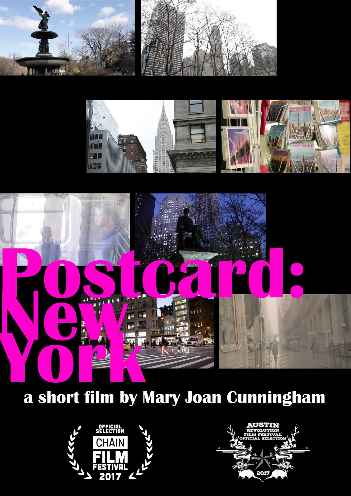 Postcard: New York