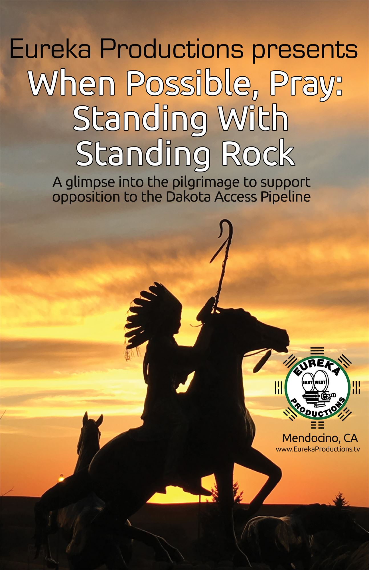 When Possible, Pray: Standing With Standing Rock