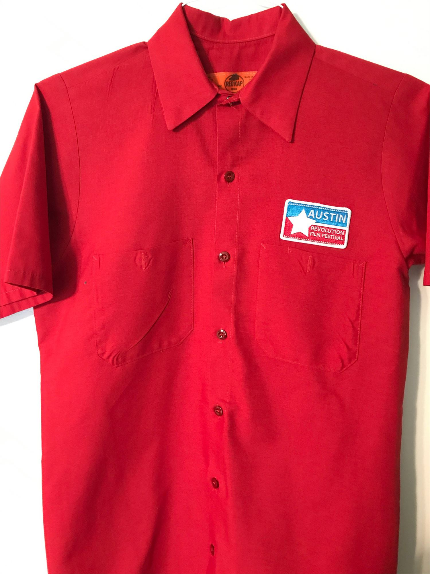 ARFF Work Shirt - Red