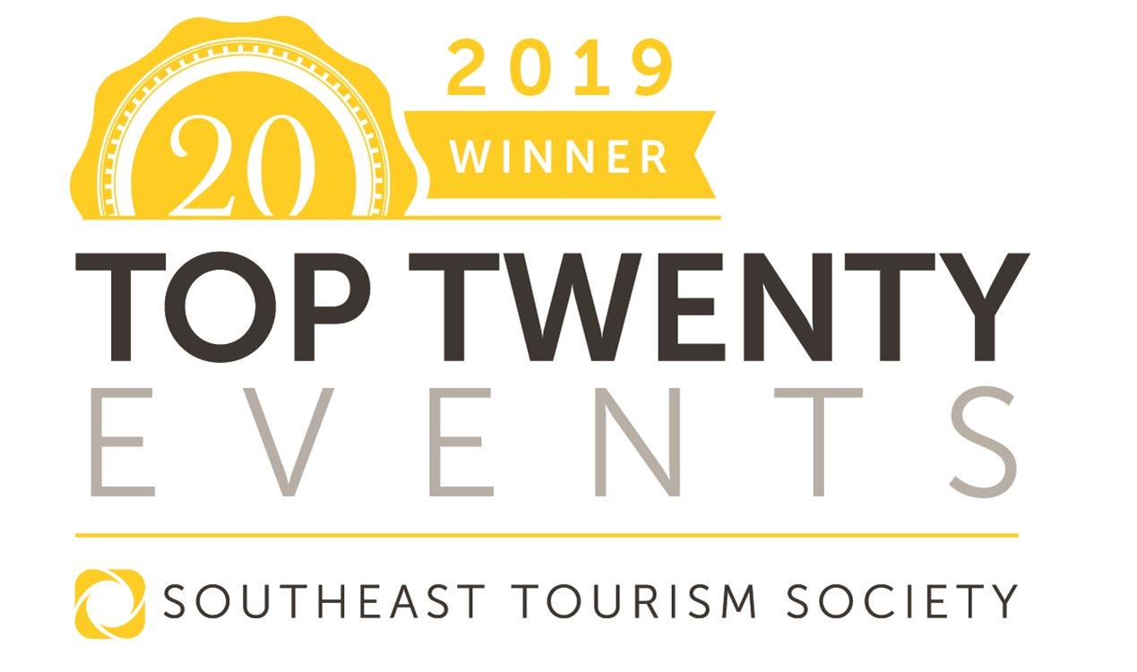 2019 Top 20 Events Winner