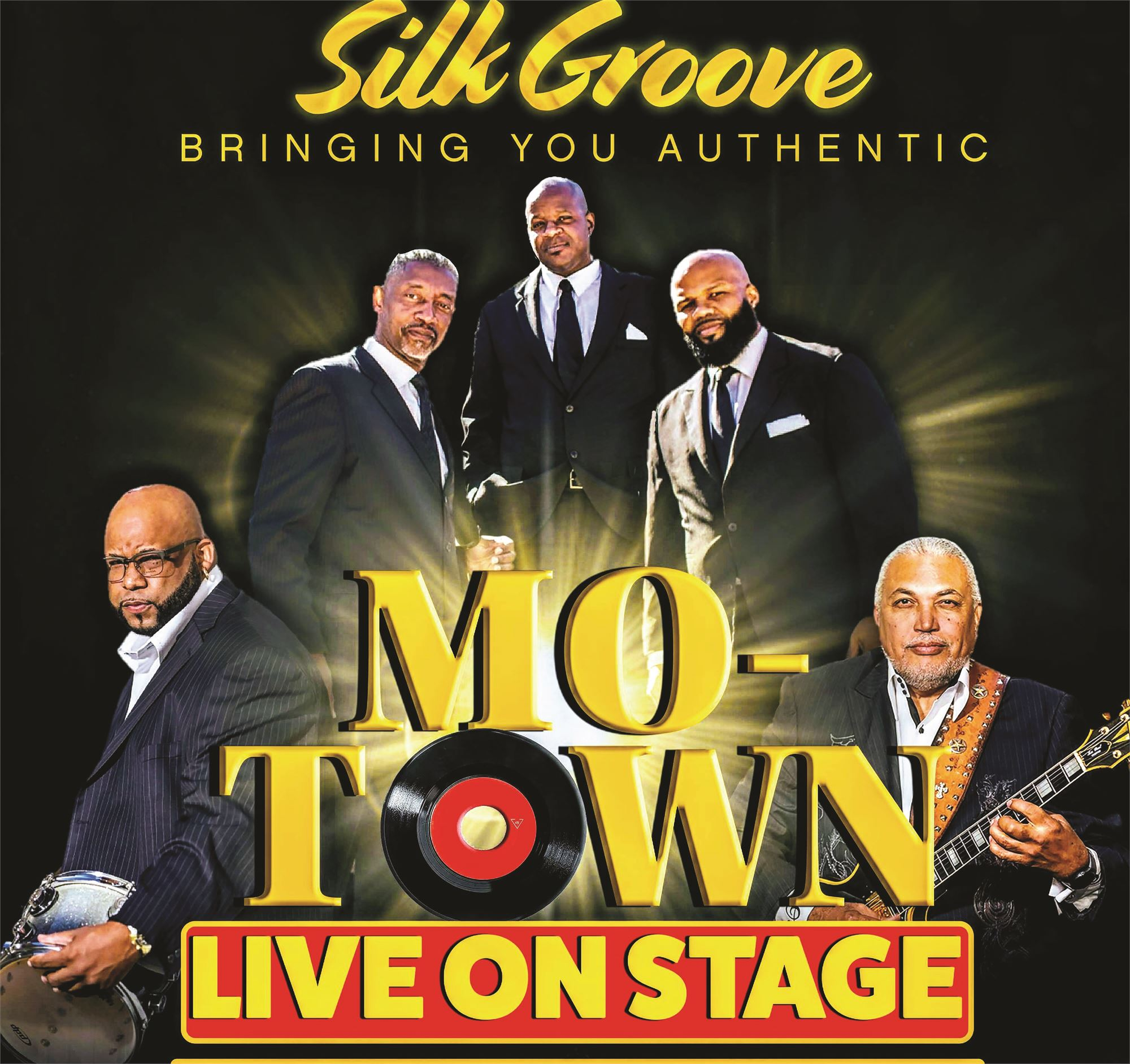 Silk Groove