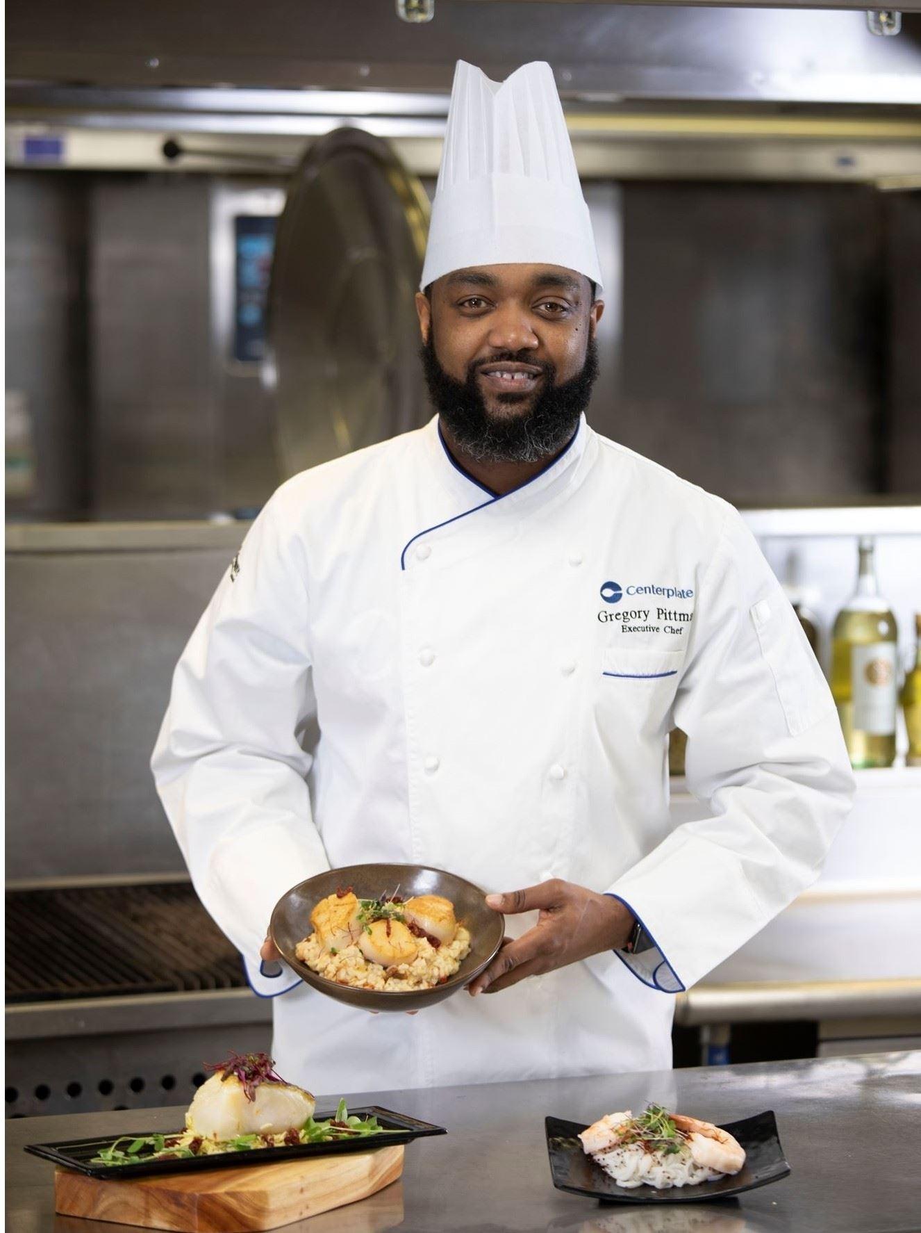 Gregory Pittman, Executive Chef