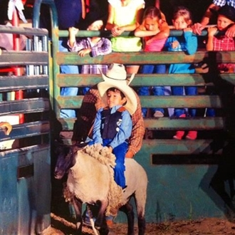 2E Twin Elm Guest Ranch Rodeo