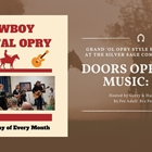 Cowboy Capital Opry