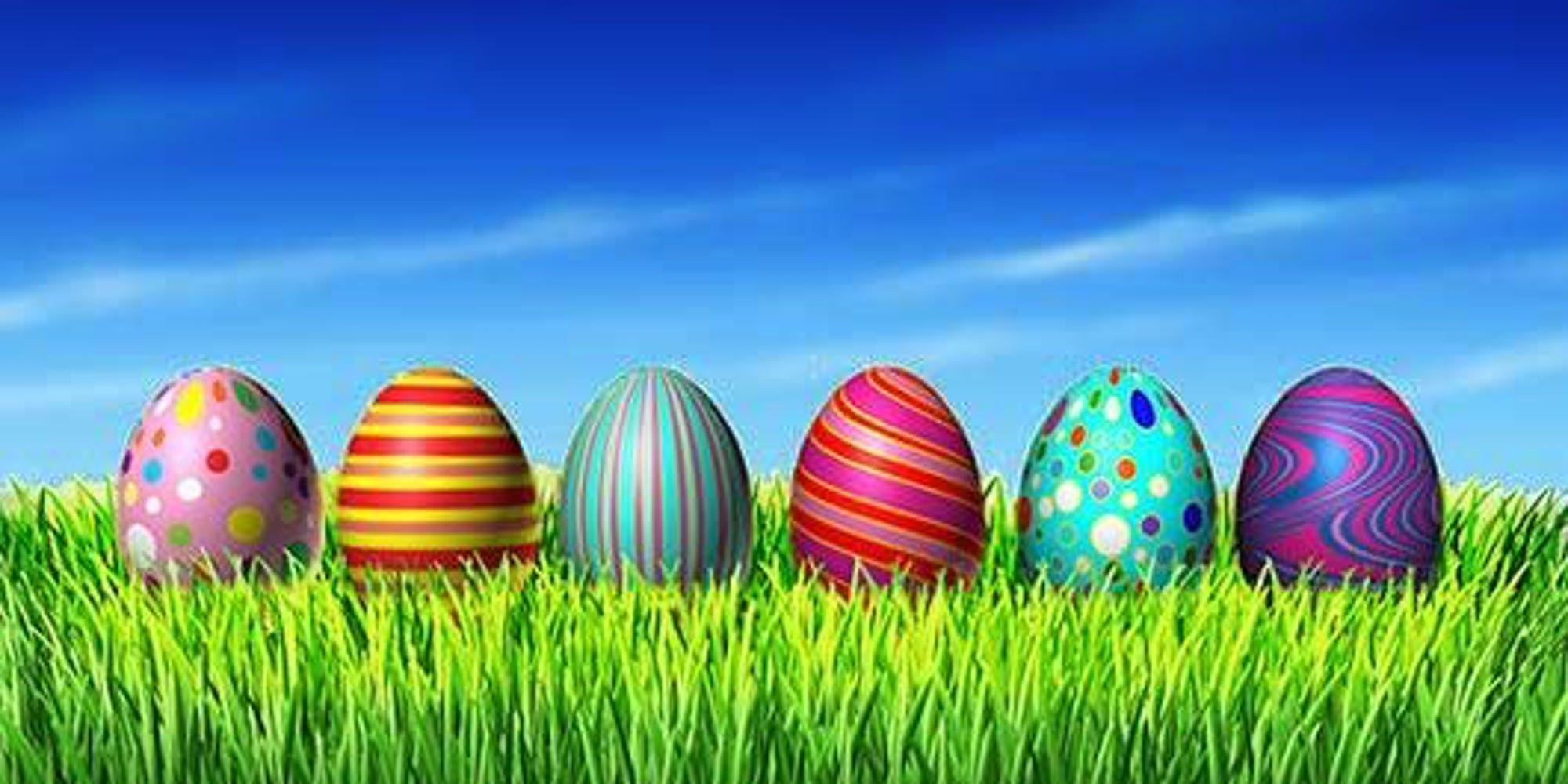 4th Annual Accessible Special Needs Easter Egg Hunt 2019