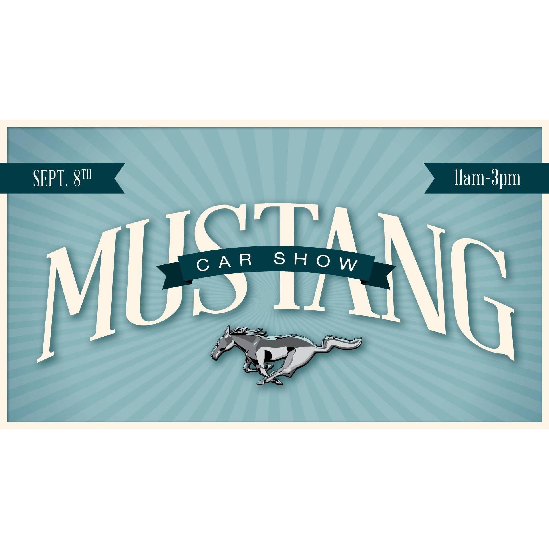 Mustang Car Show - Kemah car show