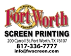 Fort Worth Screen Printing