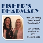 Fisher's Pharmacy