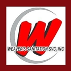 Weaver's Sanitation
