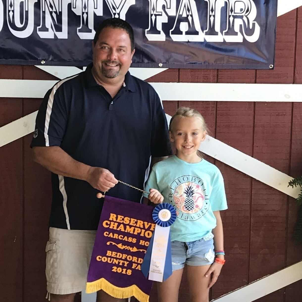 Junior Livestock Sale