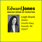 Edward Jones Financial Advisor - Leigh Shank
