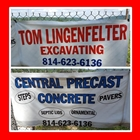 Tom Lingenfelter Excavating