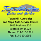 Town Hill Auto Sales