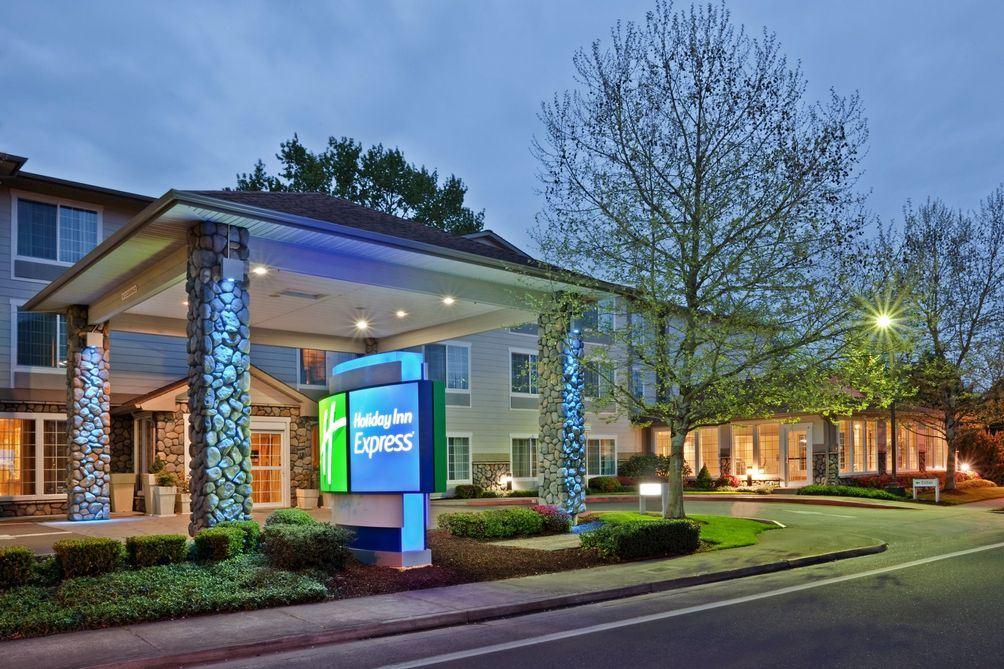 Exterior Holiday Inn Express