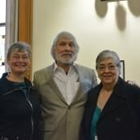 Benton County Board of Commissioners Xan Augerot, Pat Malone and Annabelle Jarmillo