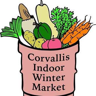 Corvallis Indoor Winter Market logo