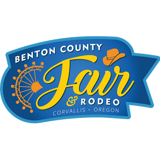 Benton County Fair & Rodeo logo