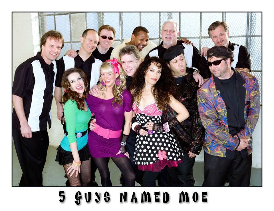 5 Guys Named Moe