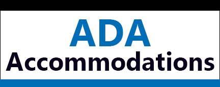 ADA Accommodations logo