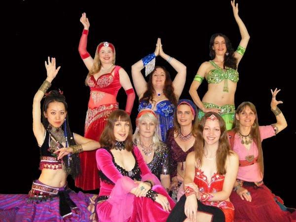 Corvallis Belly Dance Performance Guild