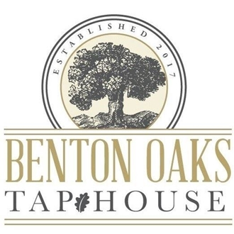 Graphic: Benton Oaks Tap House logo