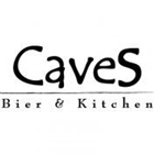 Caves Bier & Kitchen logo