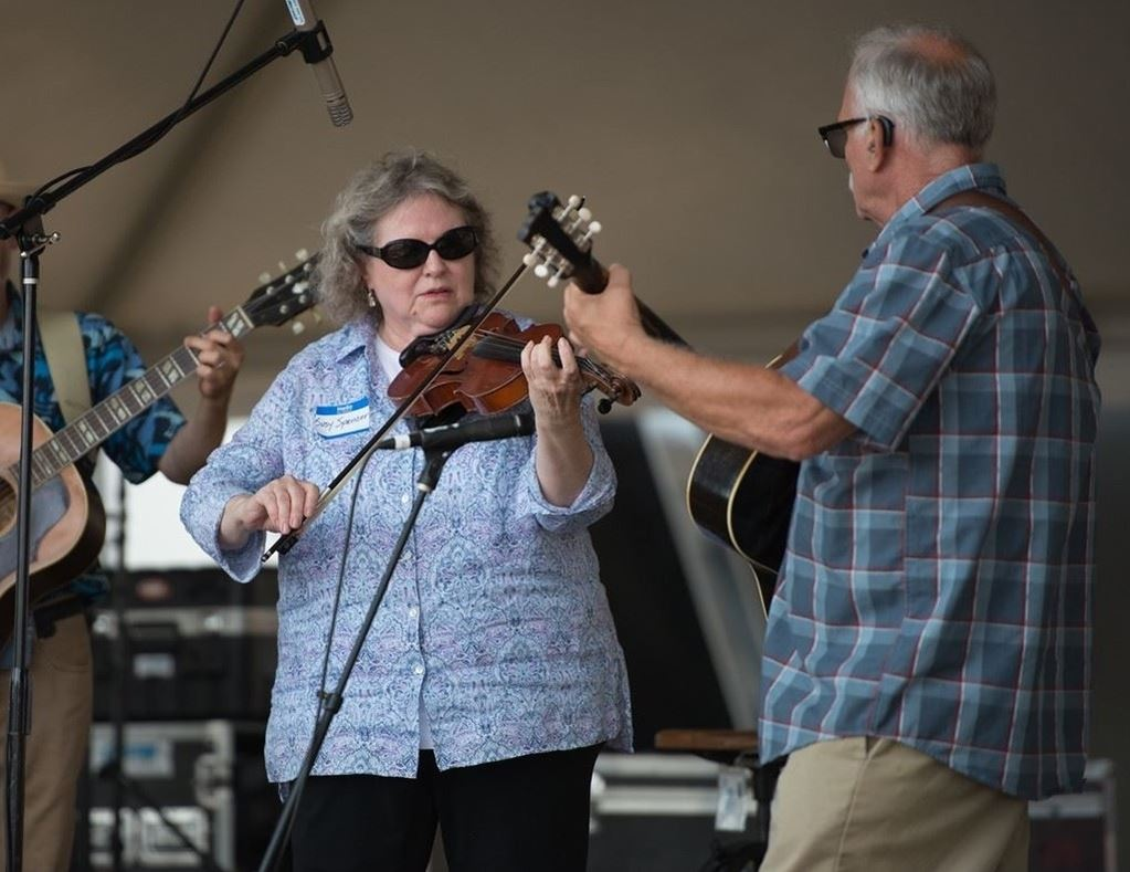 Willamette Valley Fiddle Contest