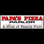 Paps Pizza logo