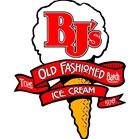 BJ's Old Fashioned Ice Cream logo