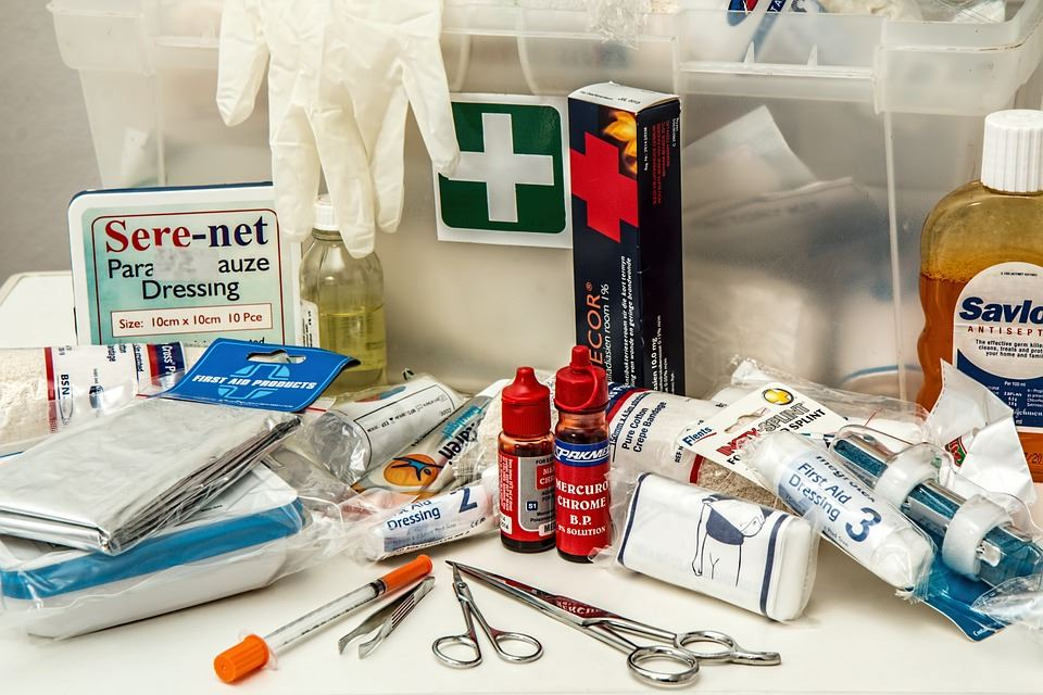 Items in a First Aid Kit
