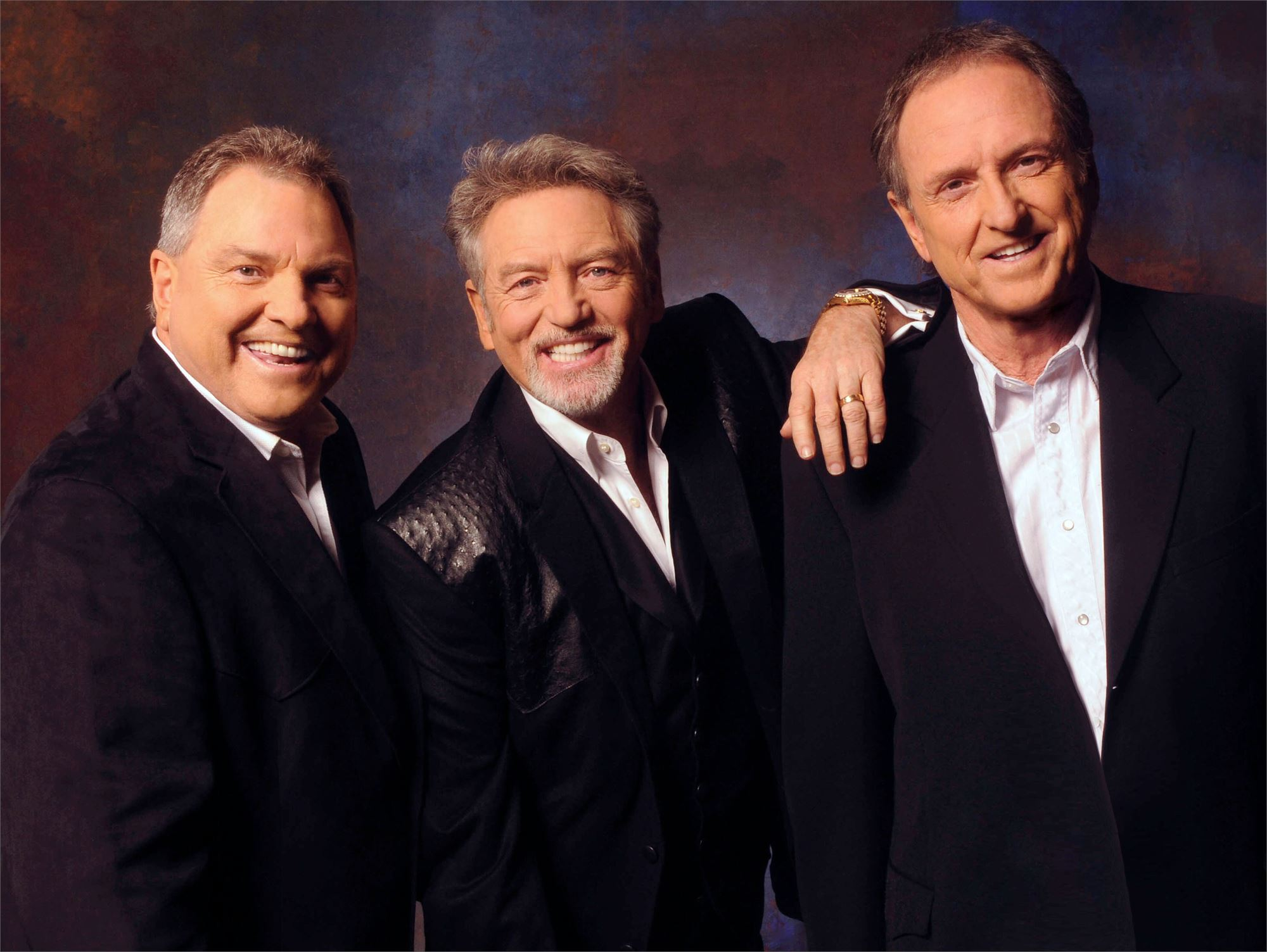 Larry, Steve & Rudy - The Gatlin Brothers