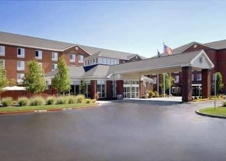 Exterior Hilton Garden Inn, Corvallis OR