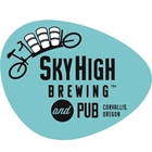SKY HIGH BREWING PUB logo