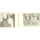 1951 Queen Carolyn (Hall) Seachris, Princess Margaret Kerr, Princess Wanda (Arnold) Robinson