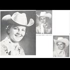 1956 Queen Arlene (Smith) Thompson, Princess Barbara (Stone) Engel, Princess Judy (Meier) Tshauner, Princess Marlene (Kissick) Wood, Princess Sylvia (Blair) Marquez