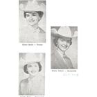 Queen Judy Hamilton, Princess Eileen (Benitz) Wagner, Princess Janelle (Boice) Goldbloom, Princess Robyn (Talbott) Bjorling