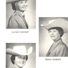 1962 Queen Sharon Louise Hartley, Princess LaNay (Munsey) Hambrook, Princess Penny Robbins, Princess Vickeu (Baze) Simi