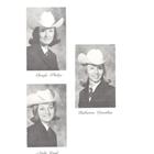 1966 Queen Arleta (Cronenwett) Tonning, Princess Cheryle (Phelps) Church, Princess Katherine (Guenther) Haney, Princess Nicki (Deal) Hiner