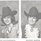 1970 Queen Margaret (Surplus) Bumgarner, Princess Denise (Razor) Rickel, Princess Teri (Richardson) Hall