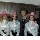 1987 Queen Angela (Ensunsa) Stoddard, Princess Danielle (Frum) Coleman, Princess Laurie Ensunsa
