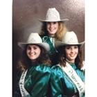 1991 Queen Becky (Ripplinger) Johnston, Princess Jennifer (Cline) Yochum, Princess Alena (Coomes) Bentley