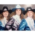 1993 Queen Jennifer (Cline) Yochum, Princess Danielle Crow, Pricess Tamara Ehrhart