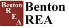 Benton REA logo