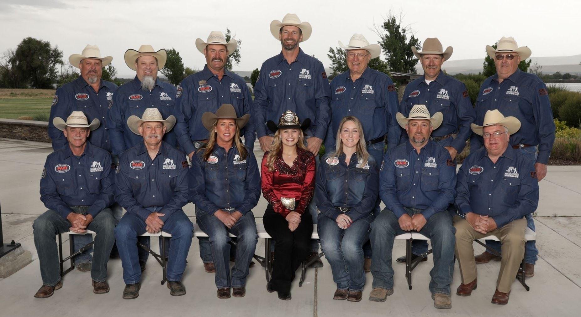 2019 Rodeo Directors