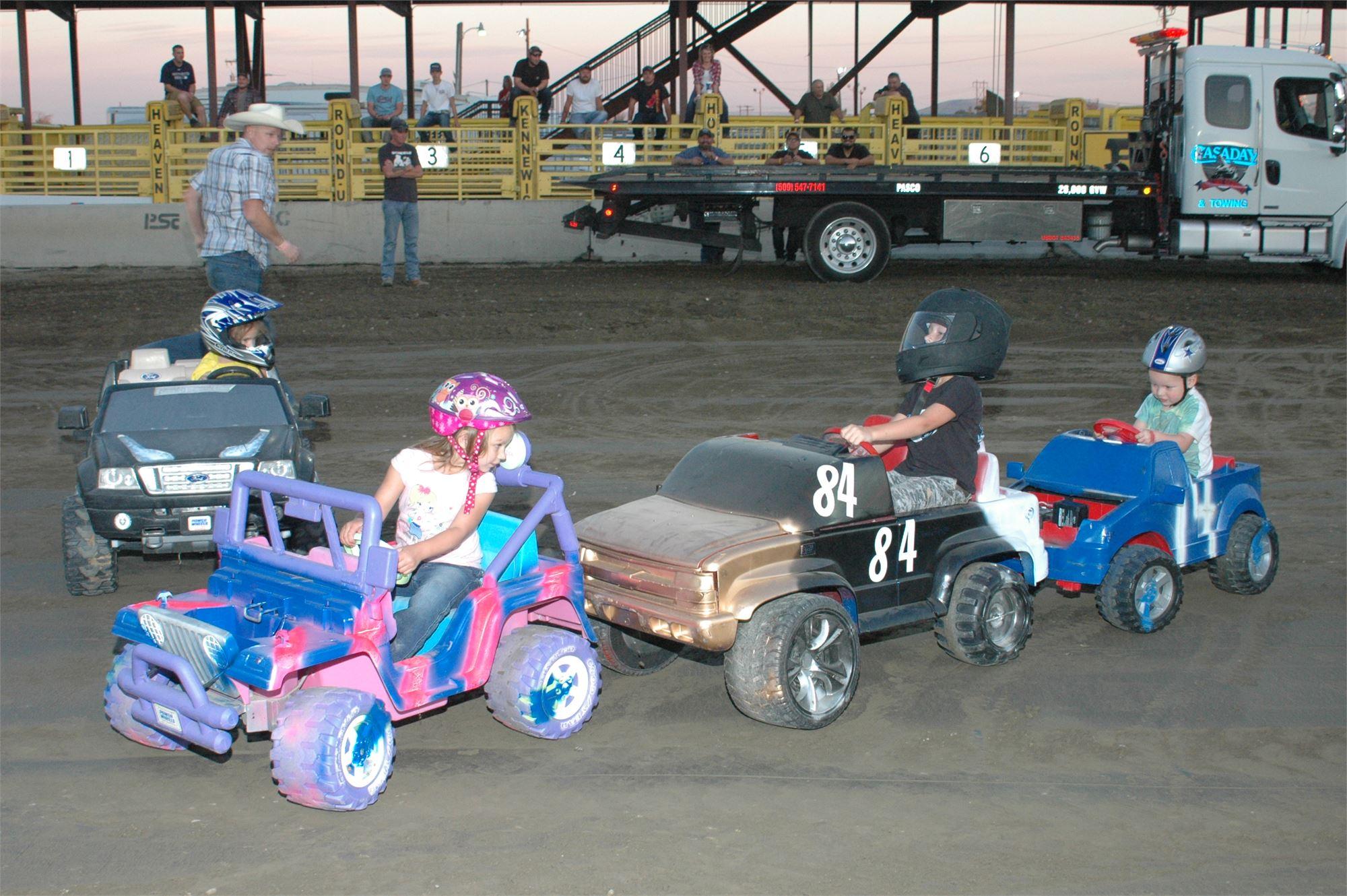 Power Wheels Demolition Derby