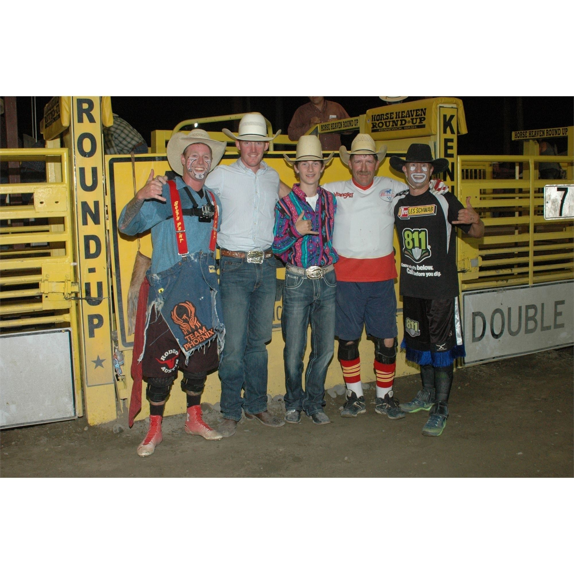 2018 Kennewick Rodeo Crew