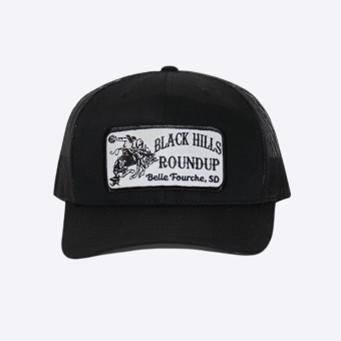 BHR Cap - Black with Patch