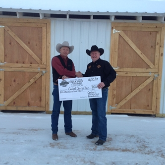 Central States Fair Foundation Funds Improvements to Horse Stall Barns